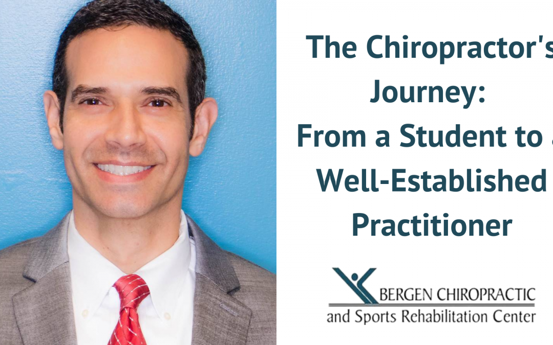 The Chiropractor's Journey: From Student to Well-Established Practitioner